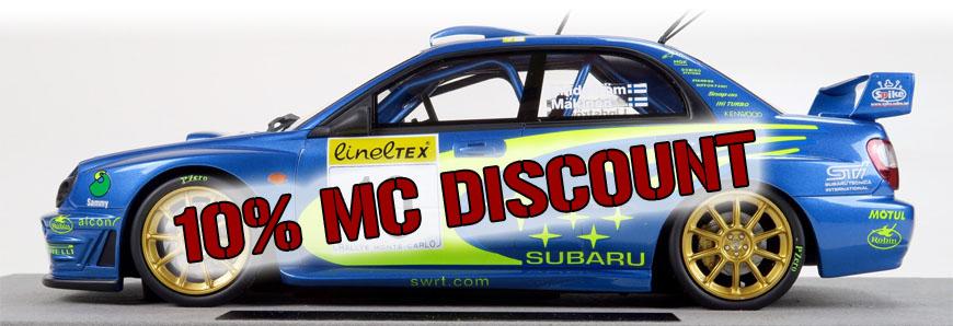 Rallye (10% Discount)