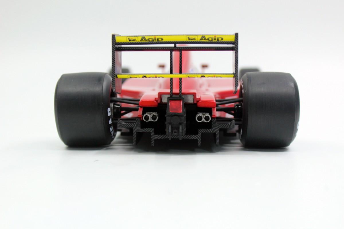 GP Replicas Ferrari 643 #27 Alain Prost 1//18