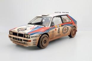 Lancia Delta MC Winner 1992 Dirty version (Pre-order)