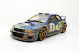 Subaru Impreza S4 WRC Portugal Winner 1998 Dirty (Pre-order)