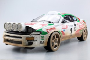 Toyota Celica St 185 MC Winner 1993 dirty (Pre-order)