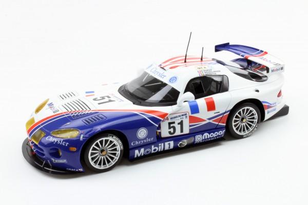 Dodge/Chrysler Viper GTS-R Oreca Le Mans Winner 99