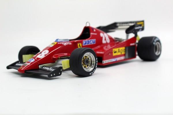 Ferrari 126 C2B 1983 Arnoux (Pre-order)