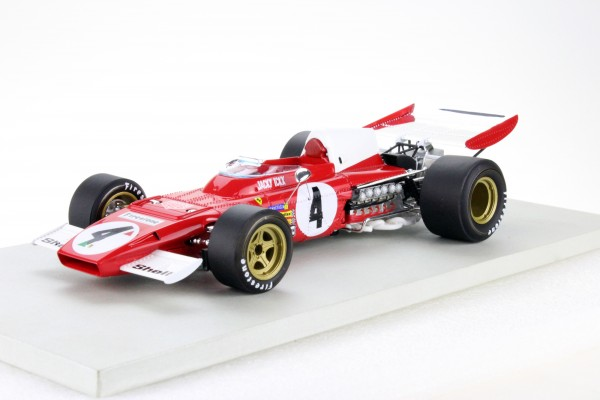 Ferrari 312 B2 Jacky Ickx (Pre-order)