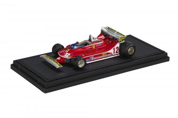 Ferrari 312 T4 Gilles Villeneuve (Pre-order)