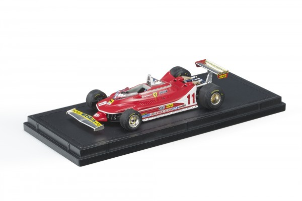Ferrari 312 T4 Jody Scheckter (Pre-order)