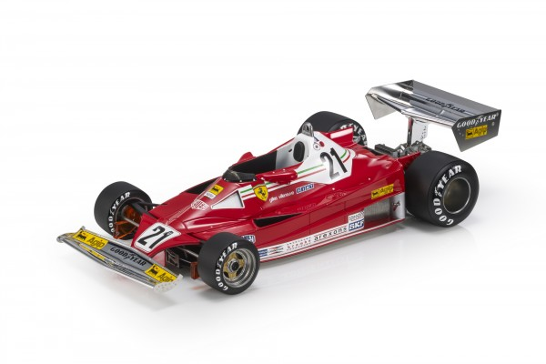 Ferrari 312T2 1977 Villeneuve (Pre-order)
