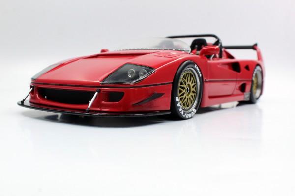 Ferrari F40 LM Beurlys Barchetta