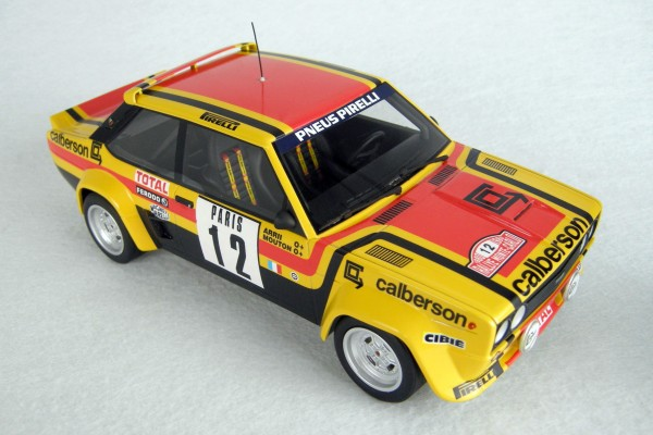 Fiat 131 Abarth 1980 Rally Montecarlo