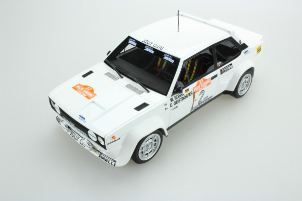 Fiat 131 Abarth Winner San Remo 1980