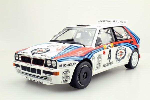 Lancia Delta MC Winner 1992
