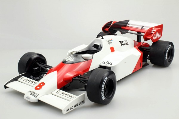 mp4/2 1984 - Niki Lauda W.C.