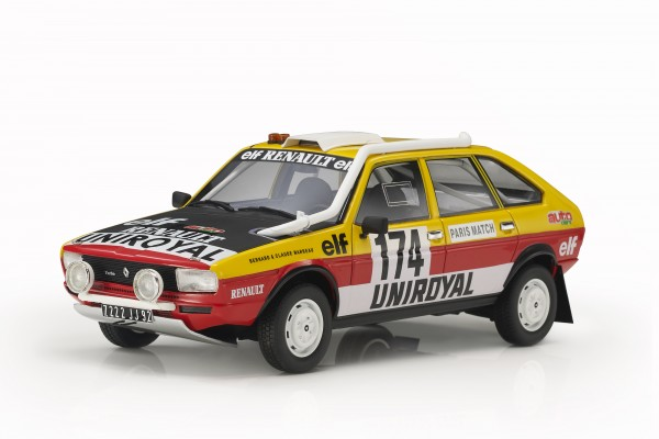 Renault RE 20 Paris Dakar 1981