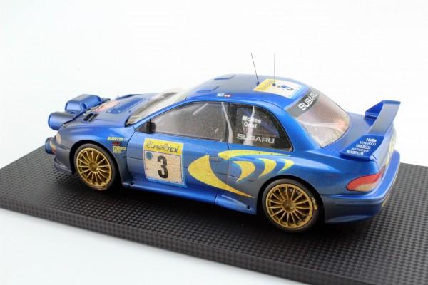 Subaru Impreza S4 WRC MC Rally 1998 mud/dirty