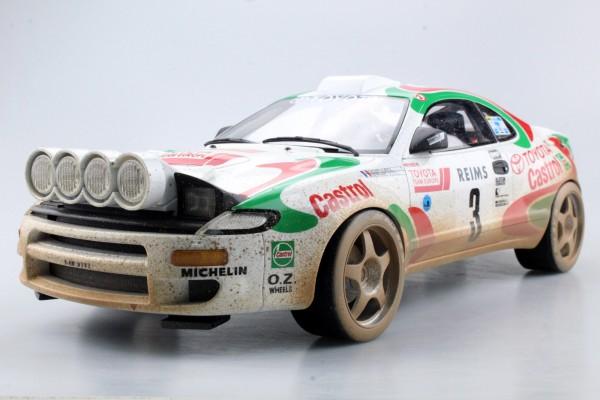 Toyota Celica St 185 MC Winner 1993 dirty (Pre-order)