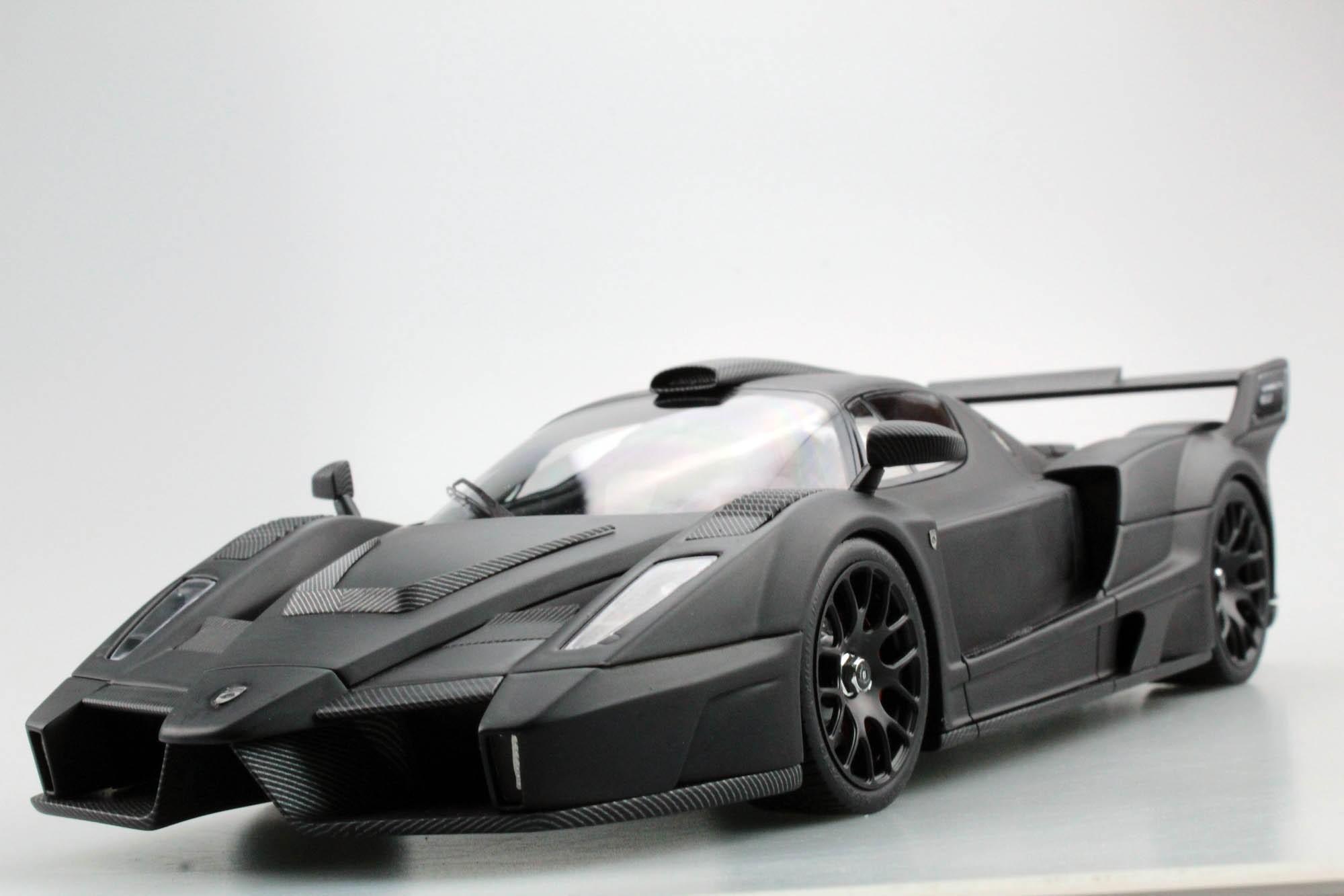 Brown Automotive Group >> Top Marques Collectibles Gemballa MIG U1 Black Edition, 1 ...