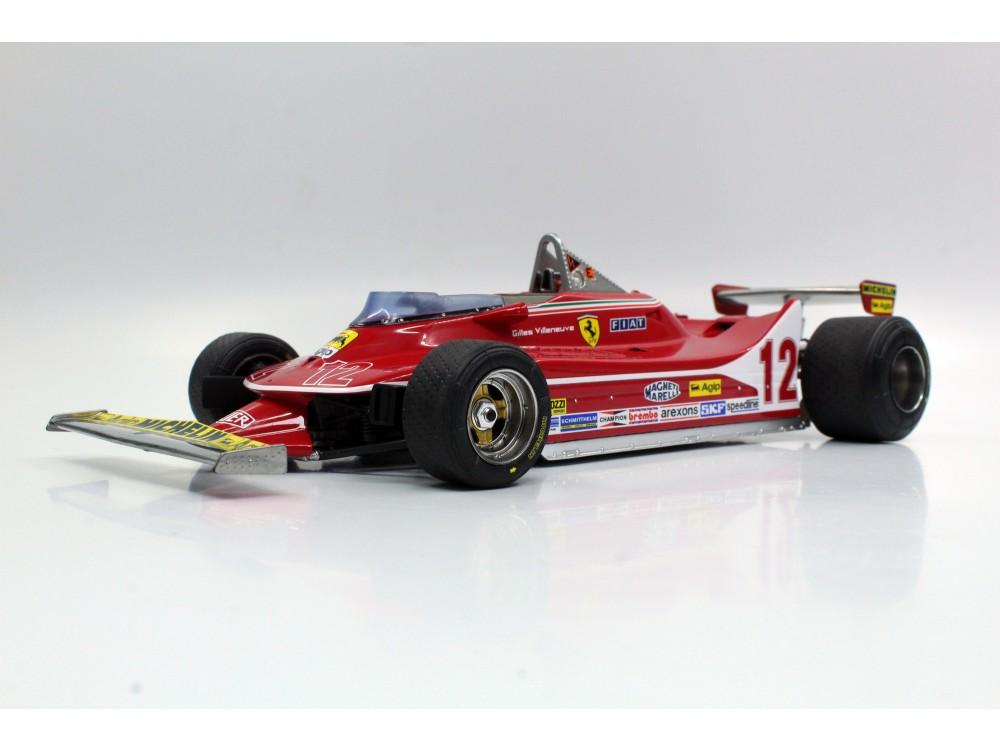 Ferrari 312 T4 Villeneuve (Pre-order)