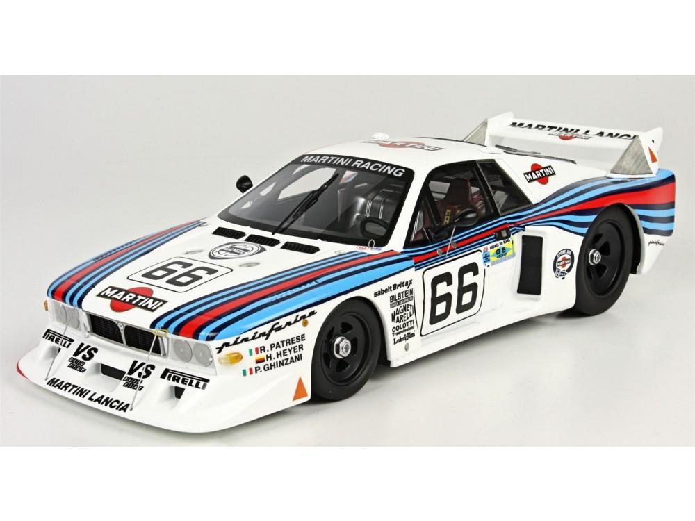 Lancia Beta Montecarlo 24h Le Mans 1981 #66