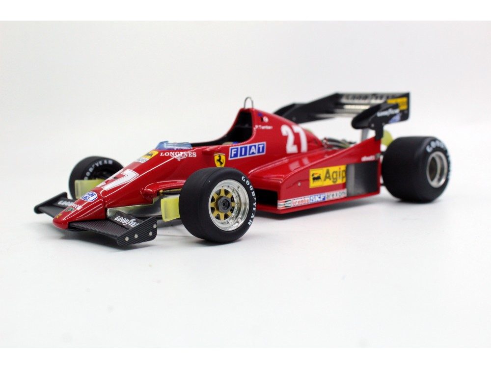 Ferrari 126 C2B 1983 Tambay (Pre-order)