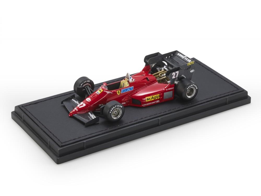 Ferrari 126 C4 #27 Alboreto