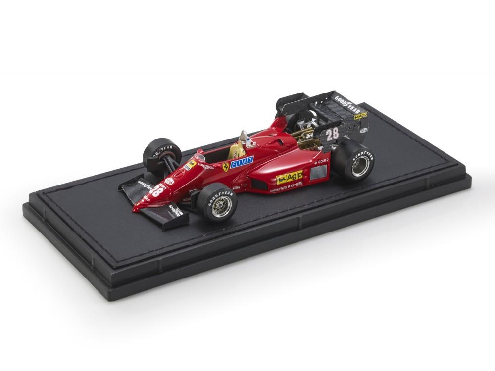 Ferrari 126 C4 #28 Arnoux
