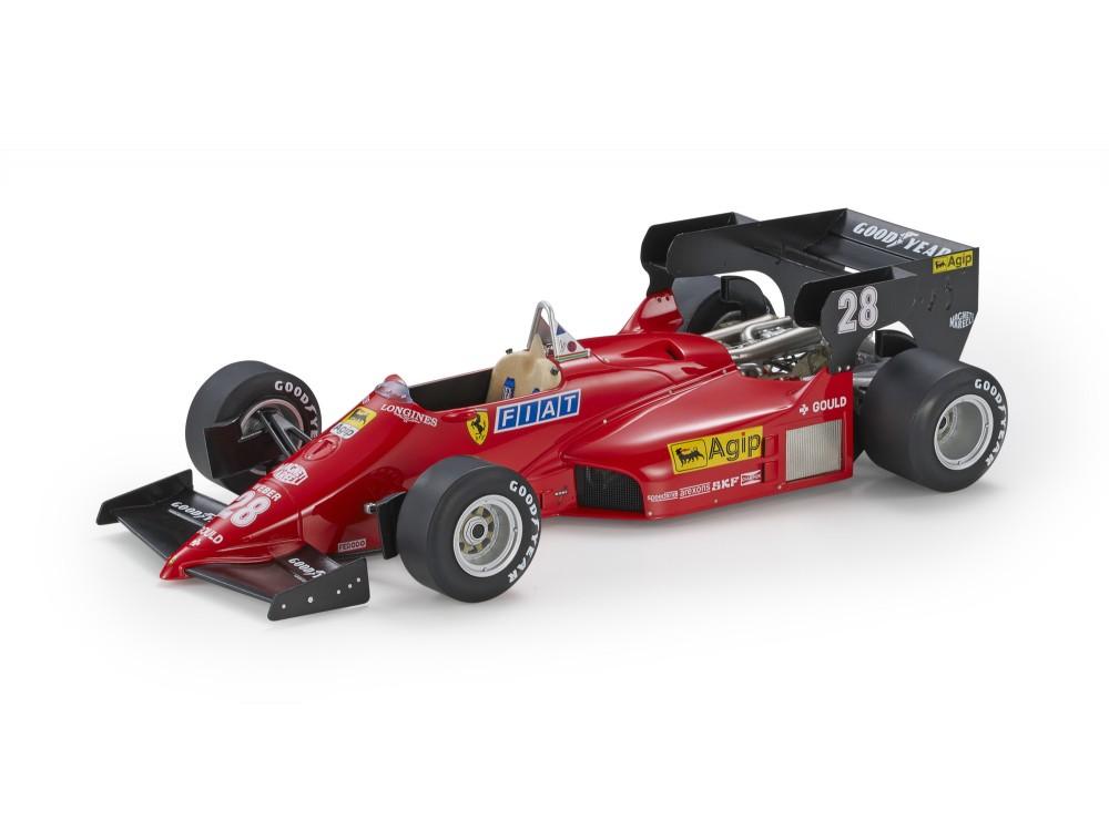Ferrari 126 C4 Arnoux (Pre-order)