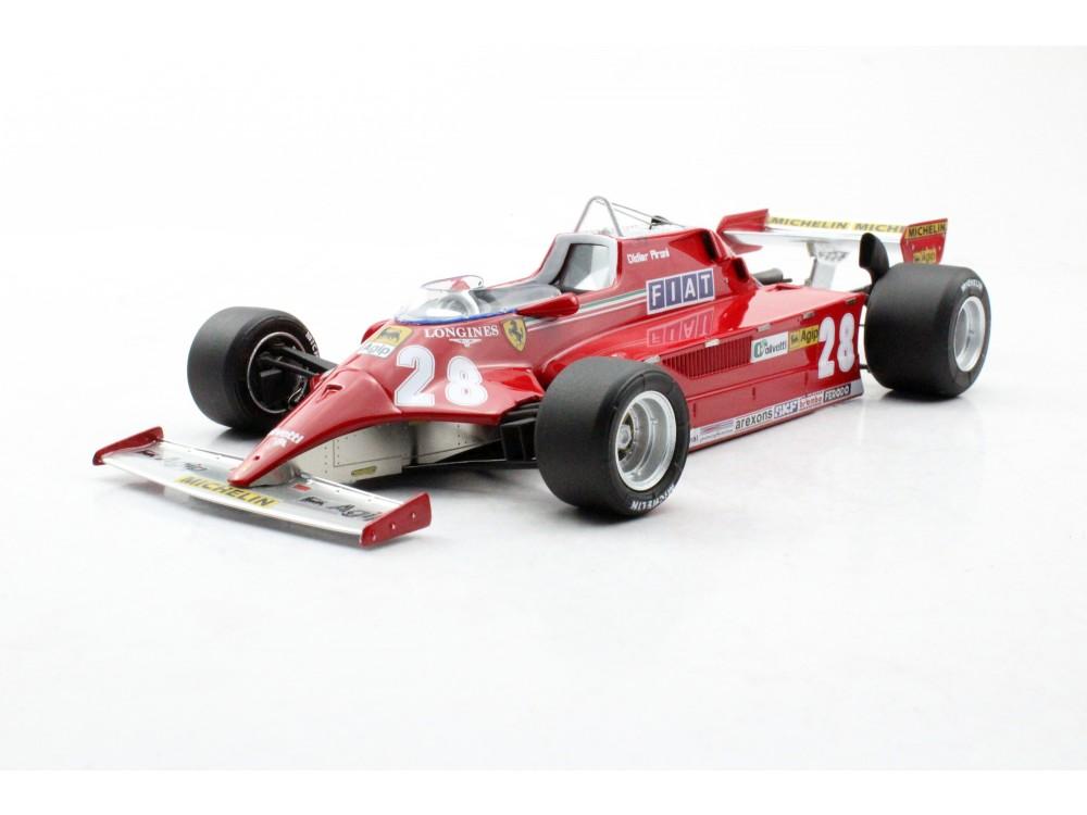 Ferrari 126 CK 1980 Pironi (Pre-order)