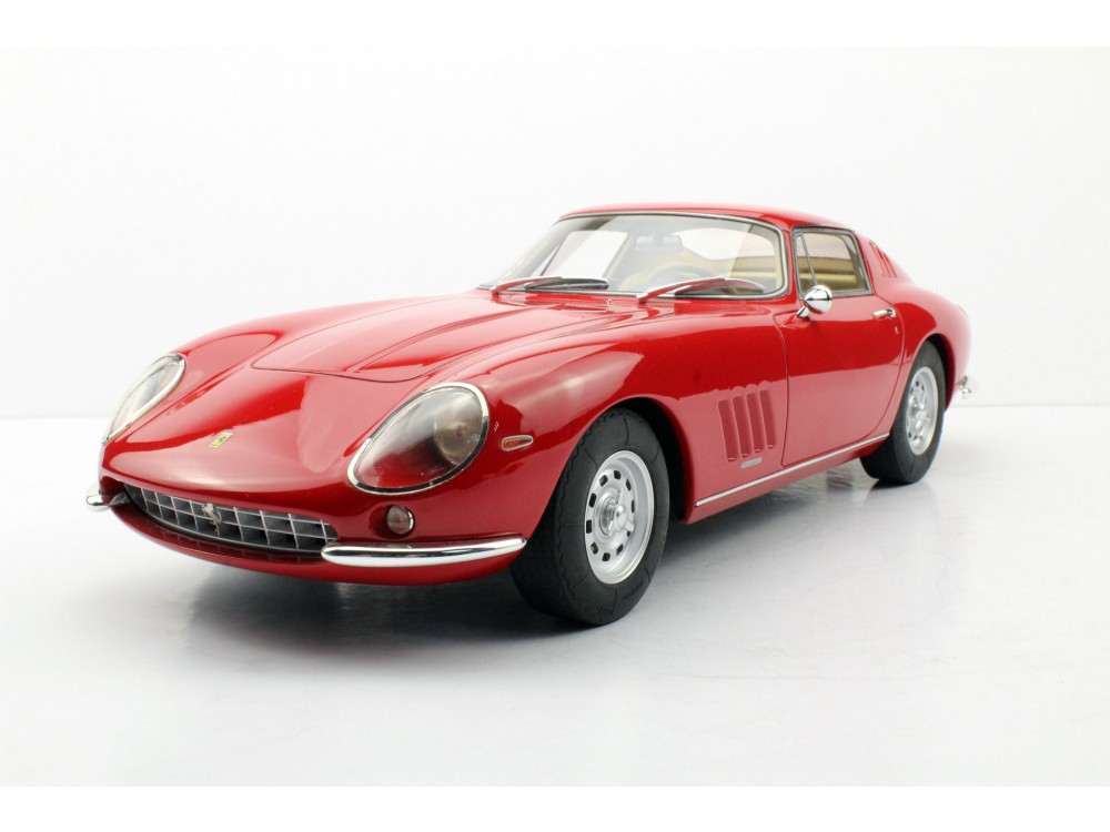 Ferrari 275 GTB/4 with Alloy wheels