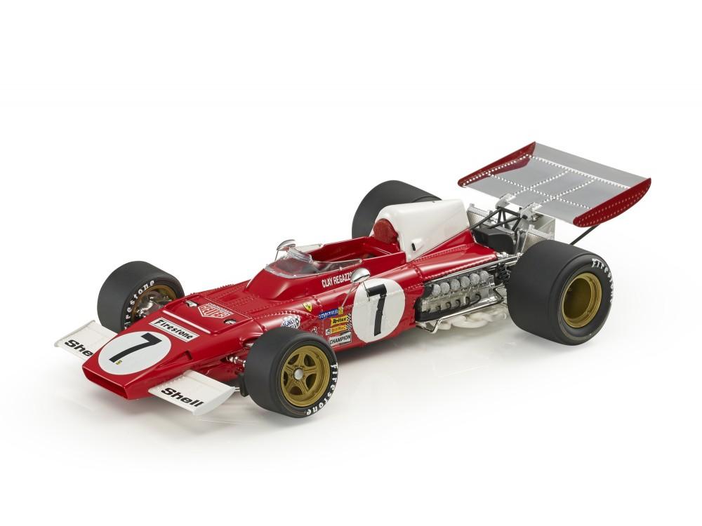 Ferrari 312 B2 1972 Clay Regazzoni (Pre-order)
