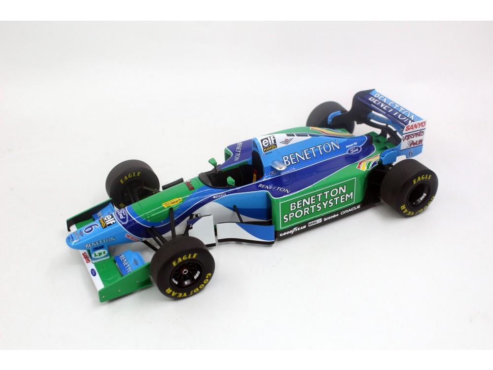 Benetton B194 Verstappen