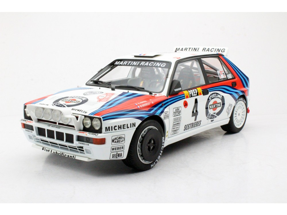 Lancia Delta MC Winner 1992 Night version