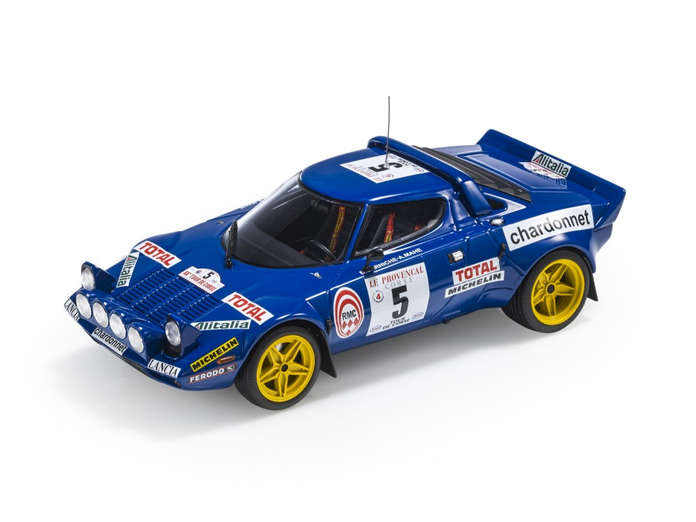 Lancia Stratos HF 1976 Tour de France Winner (Pre-order)
