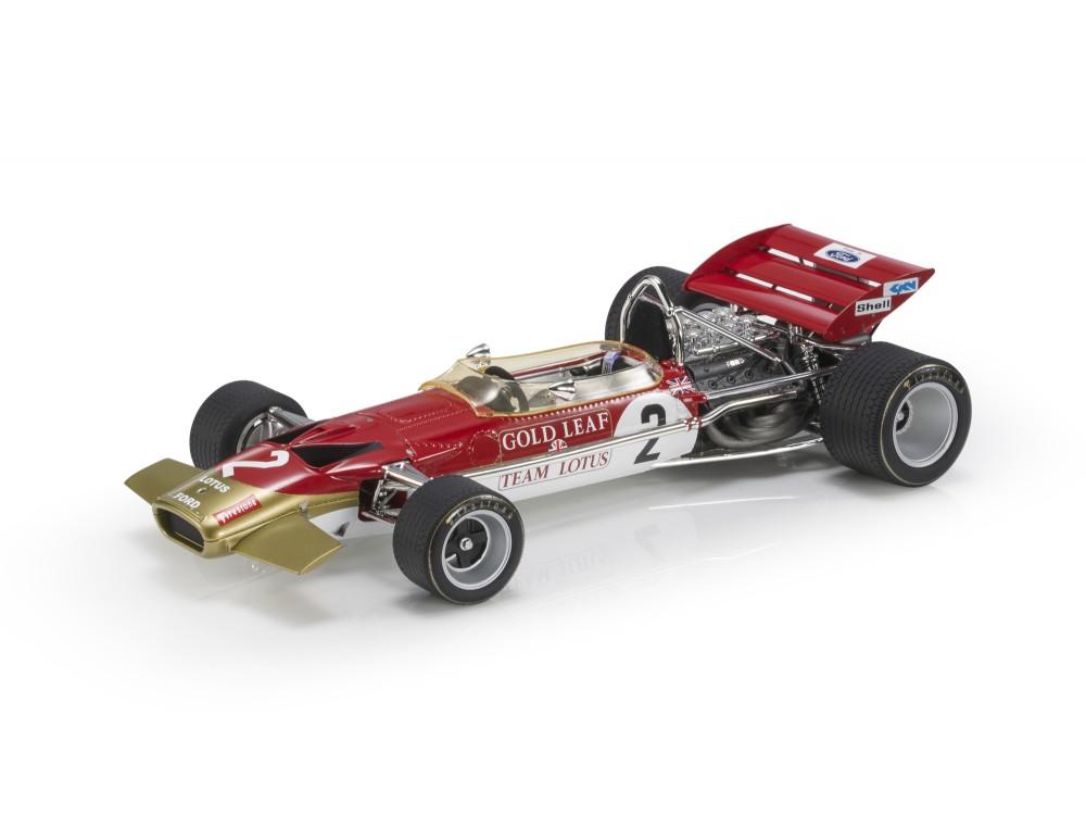 Lotus 49C Miles (Pre-order)