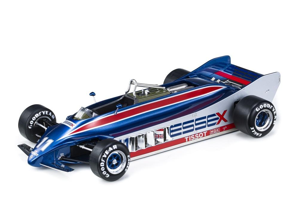 Lotus 88 blue #11