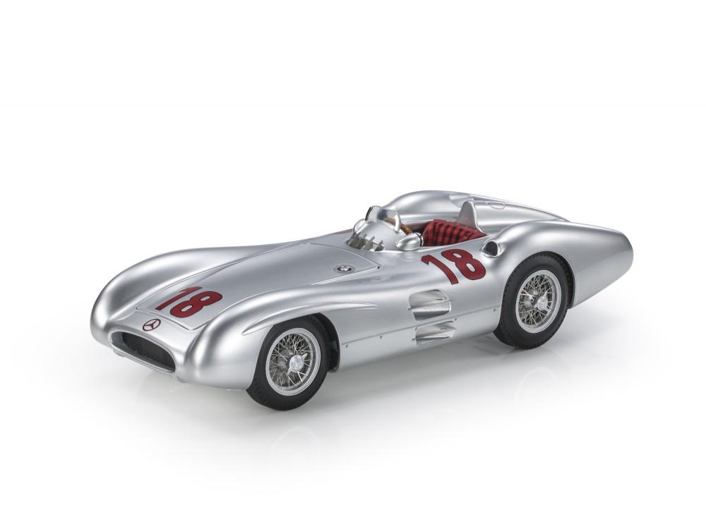 Mercedes W196R Streamliner Fangio (Pre-order)