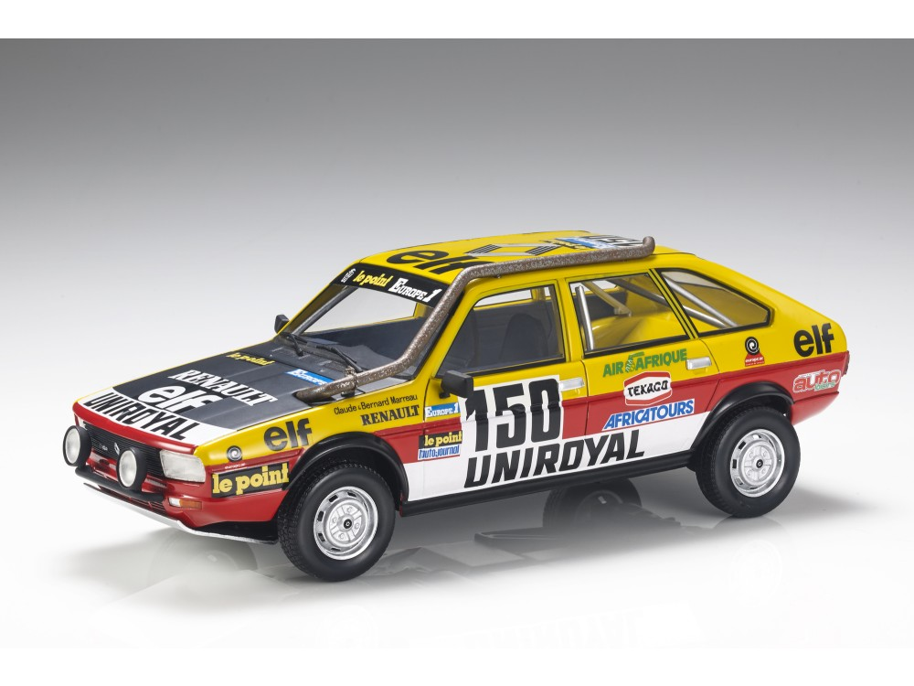 Renault RE 20 Paris Dakar Winner 1982