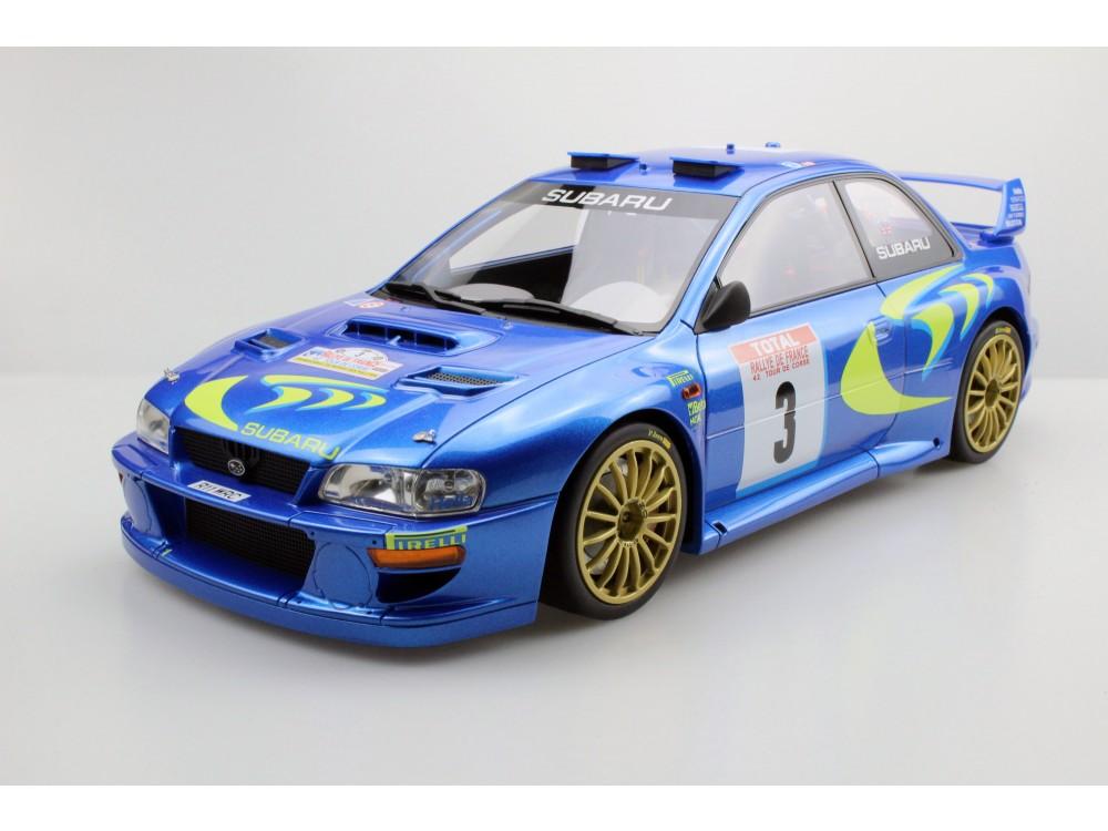 Subaru S4 WRC 1998 Tour De Corse