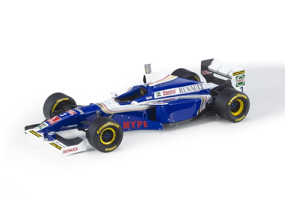 Williams FW19 Villeneuve (Pre-order)