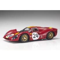 Ferrari 330P4 3rd Le Mans 1967