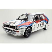 Lancia Delta Tour de Corse winner 1992