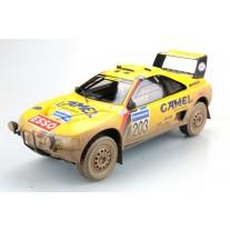 Peugeot 405 GT T-16 Paris Dakar Winner 1990 dirty