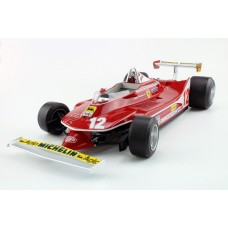 312 T4 Gilles Villeneuve (Pre-order)