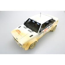 Fiat 131 Abarth Winner San Remo 1980 Dirty version (Pre-order)