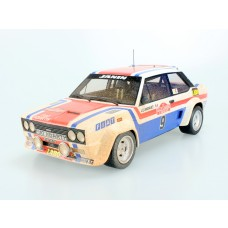 Fiat 131 Abarth 1977 San Remo Winner dirty (Pre-order)
