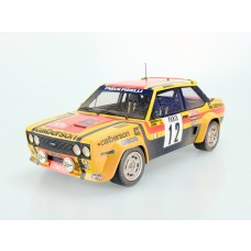 Fiat 131 Abarth 1980 Rally Montecarlo dirty (Pre-order)