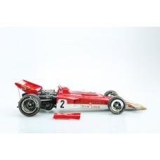 Lotus 72C Jochen Rindt World Champion (Pre-order)