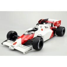 mp4/2 1984 - Niki Lauda W.C.
