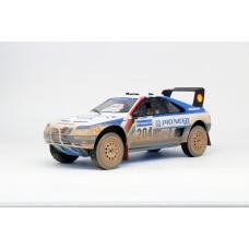 Peugeot 405 GT T-16 Paris Dakar Winner 1989 dirty