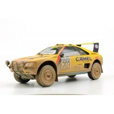 Peugeot 405 GT T-16 Paris Dakar Winner 1990 dirty (Pre-order)