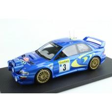 Subaru Impreza S4 WRC MC Rally 1998 (Pre-order)